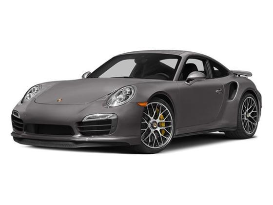 2014 Porsche 911 Turbo S : Car has generic photo