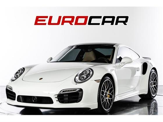 2016 Porsche 911 Turbo S:24 car images available