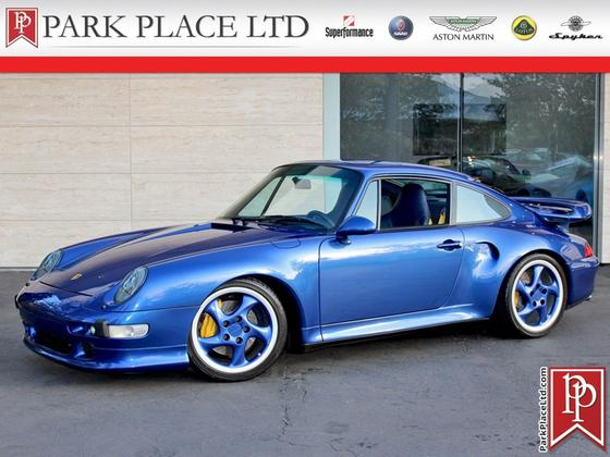 1997 Porsche 911 Turbo S:24 car images available