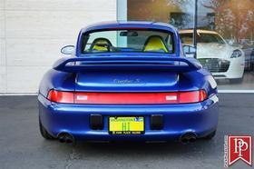 1997 Porsche 911 Turbo S