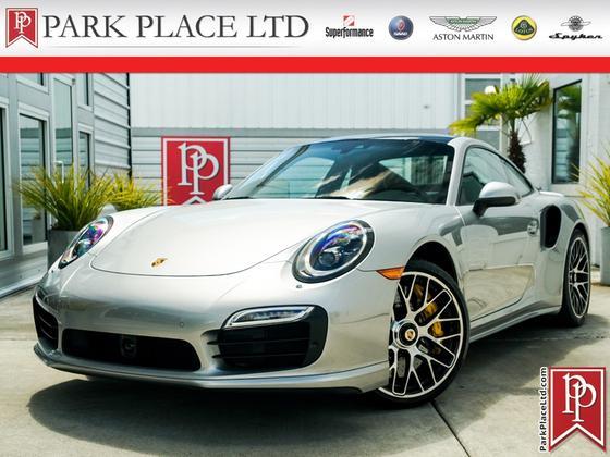 2015 Porsche 911 Turbo S:7 car images available