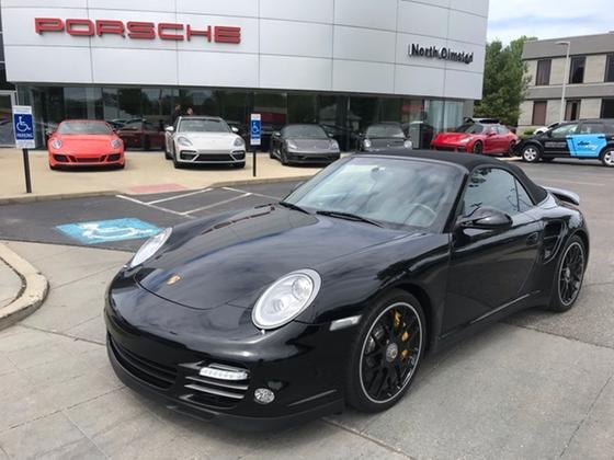 2012 Porsche 911 Turbo S:20 car images available