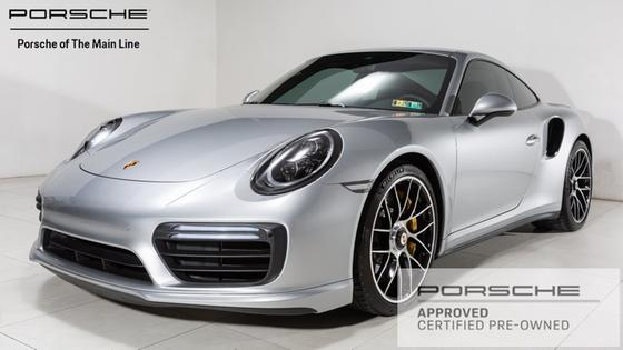 2019 Porsche 911 Turbo S:20 car images available