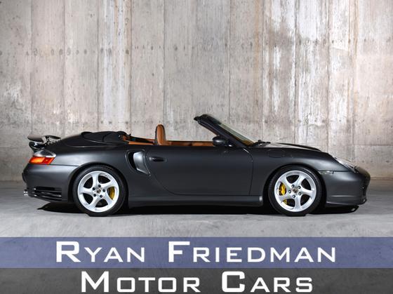 2005 Porsche 911 Turbo S:24 car images available