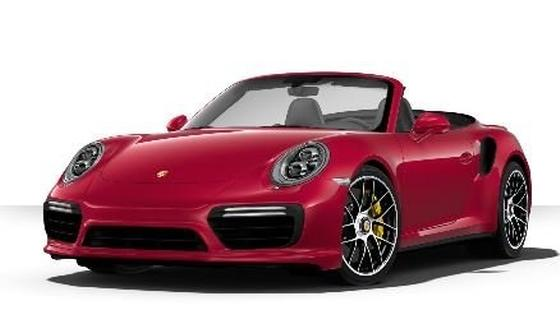 2018 Porsche 911 Turbo S:2 car images available