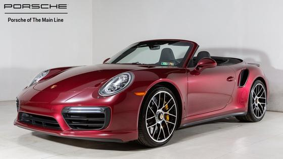 2018 Porsche 911 Turbo S:23 car images available