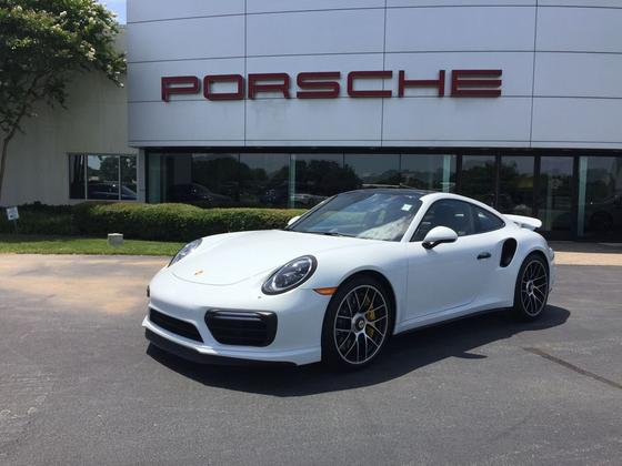 2018 Porsche 911 Turbo S:24 car images available
