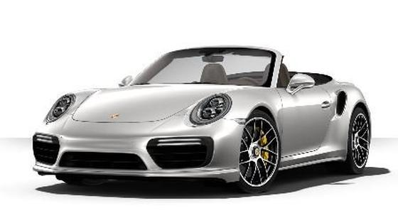 2019 Porsche 911 Turbo S:3 car images available