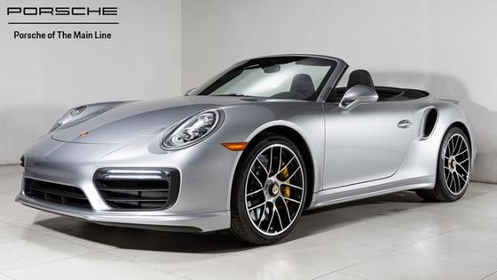 2019 Porsche 911 Turbo S:23 car images available