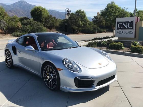 2014 Porsche 911 Turbo S:7 car images available
