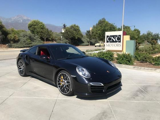 2015 Porsche 911 Turbo S:9 car images available