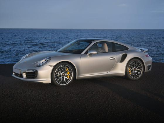 2015 Porsche 911 Turbo S : Car has generic photo