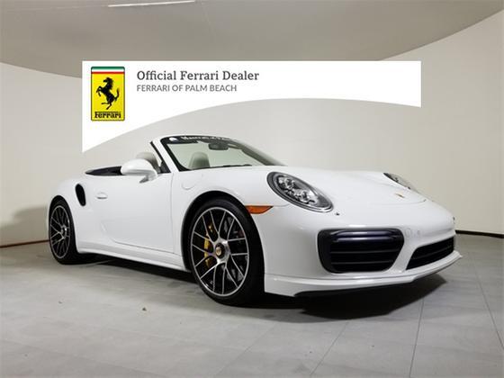 2017 Porsche 911 Turbo S:24 car images available