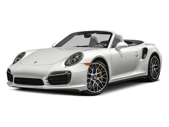 2016 Porsche 911 Turbo S : Car has generic photo