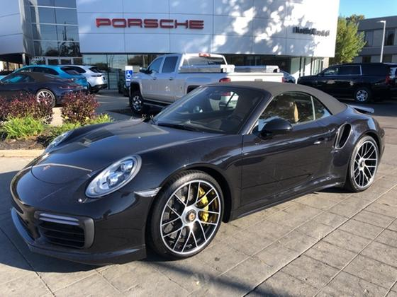2017 Porsche 911 Turbo S:20 car images available