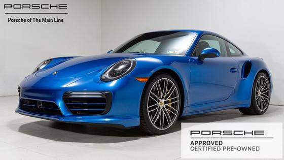 2018 Porsche 911 Turbo S:22 car images available