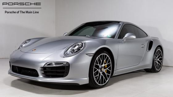 2016 Porsche 911 Turbo S:21 car images available