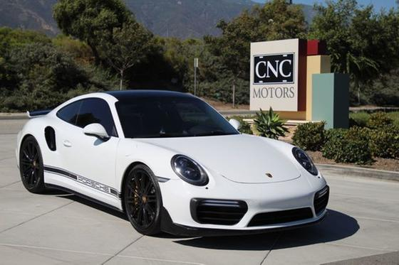 2017 Porsche 911 Turbo S:24 car images available