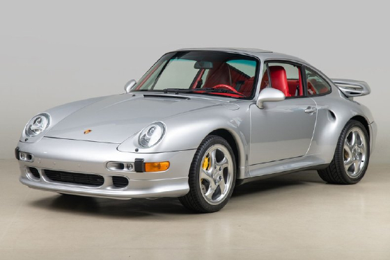 1997 Porsche 911 Turbo S:16 car images available