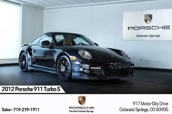 2012 Porsche 911 Turbo S:24 car images available