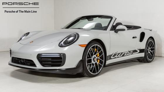 2019 Porsche 911 Turbo S:22 car images available