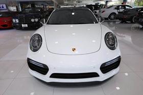 2019 Porsche 911 Turbo S