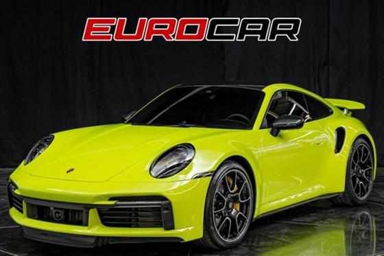 2021 Porsche 911 Turbo S:24 car images available