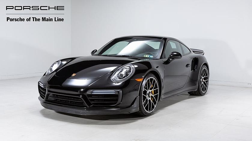 2019 Porsche 911 Turbo S:21 car images available