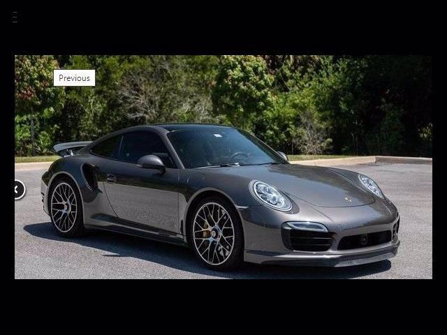 2014 Porsche 911 Turbo S:13 car images available