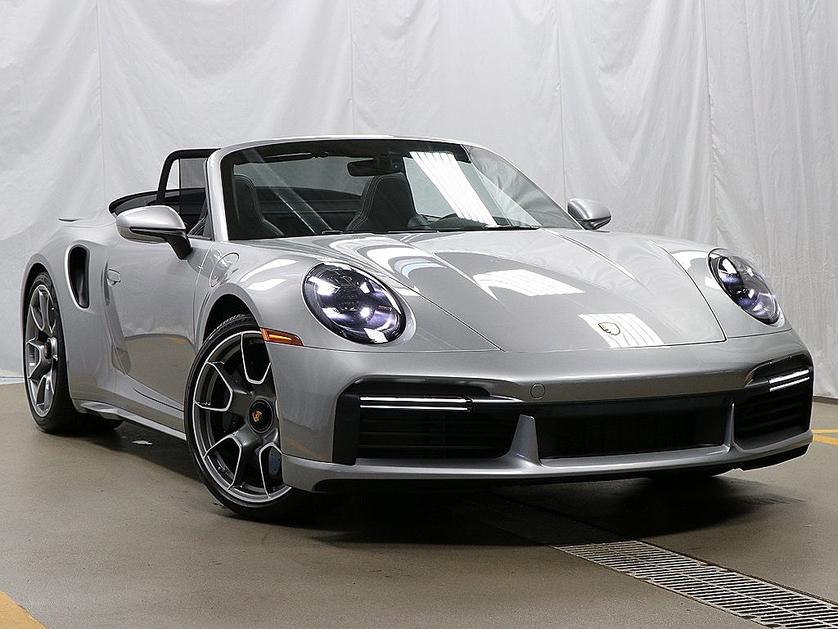 2021 Porsche 911 Turbo S:24 car images available