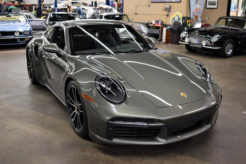 2021 Porsche 911 Turbo S:12 car images available