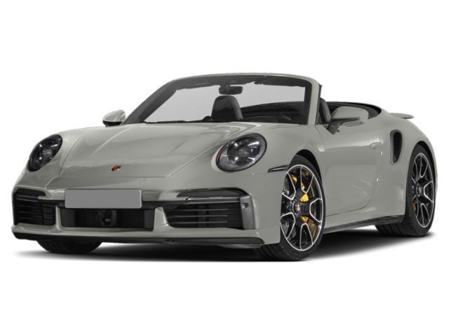 2021 Porsche 911 Turbo S : Car has generic photo