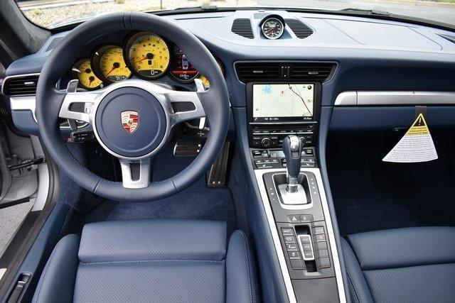 2014 Porsche 911 Turbo S