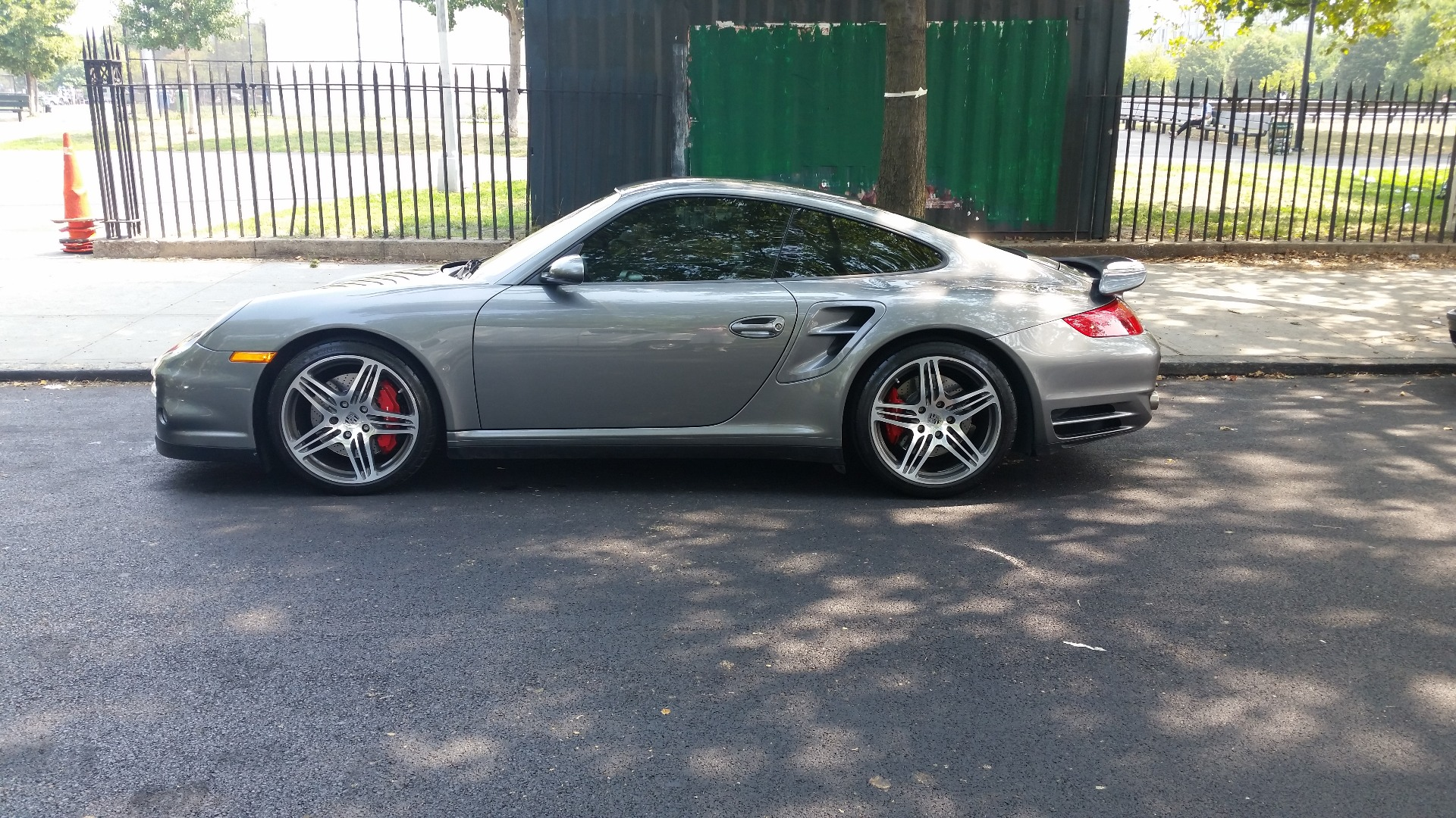 2009 Porsche 911 Turbo:5 car images available
