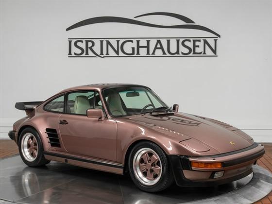 1988 Porsche 911 Turbo:24 car images available