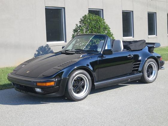 1989 Porsche 911 Turbo:24 car images available