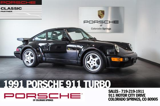 1991 Porsche 911 Turbo:24 car images available