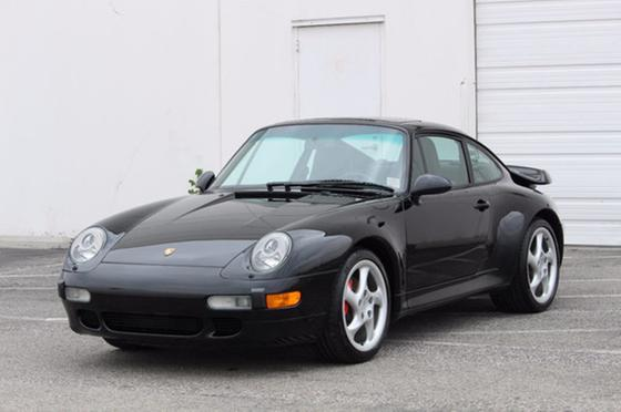 1996 Porsche 911 Turbo:24 car images available