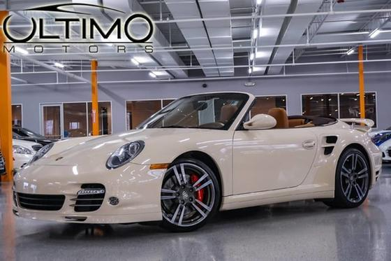2011 Porsche 911 Turbo:24 car images available