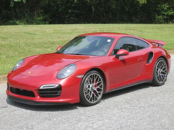 2014 Porsche 911 Turbo:24 car images available