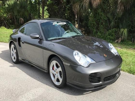 2003 Porsche 911 Turbo:7 car images available