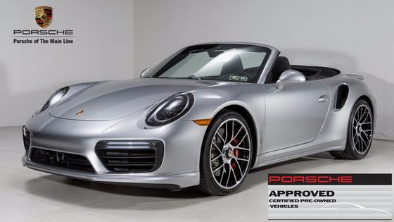 2017 Porsche 911 Turbo:22 car images available