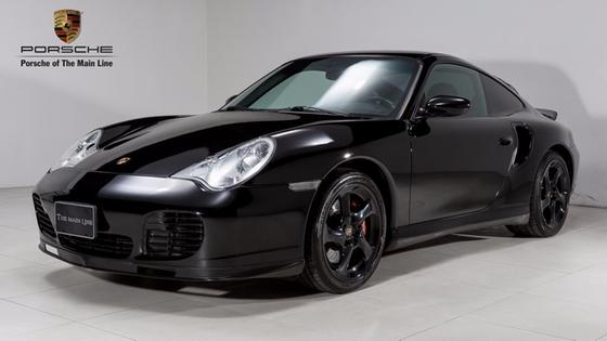 2001 Porsche 911 Turbo:23 car images available