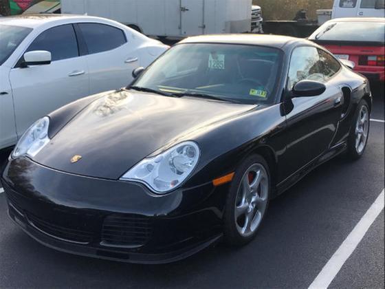 2004 Porsche 911 Turbo:3 car images available