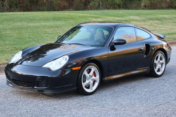 2004 Porsche 911 Turbo:24 car images available