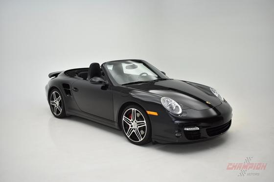2008 Porsche 911 Turbo : Car has generic photo