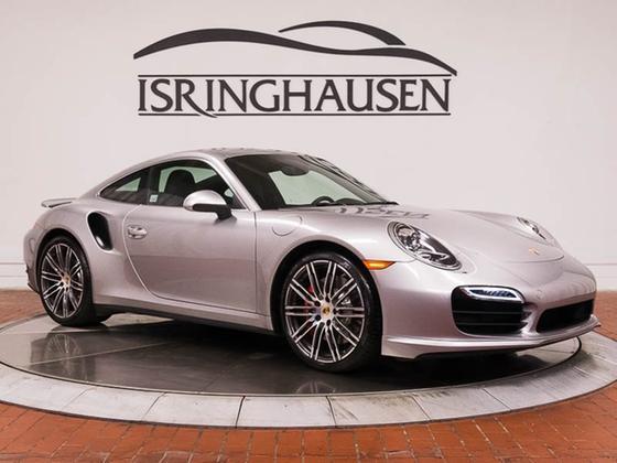 2014 Porsche 911 Turbo:23 car images available