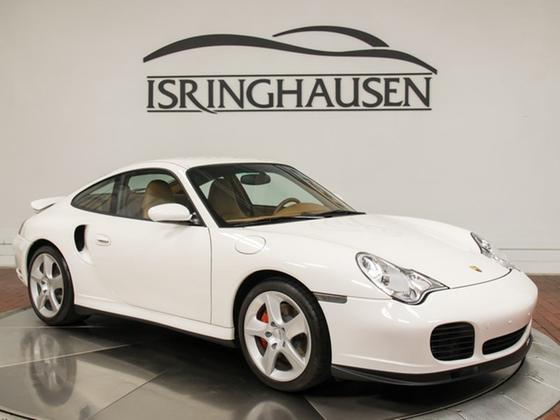 2003 Porsche 911 Turbo:24 car images available