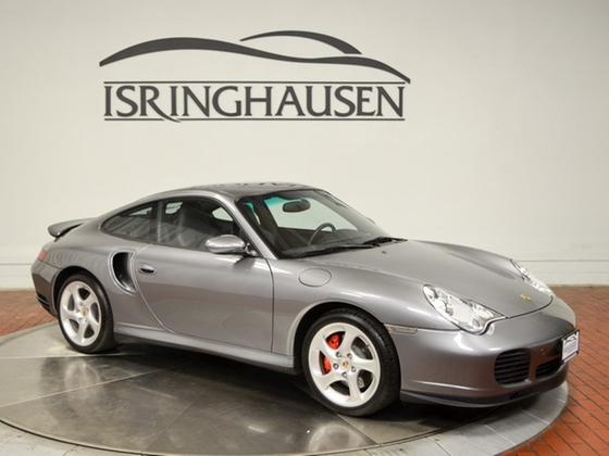 2003 Porsche 911 Turbo:18 car images available