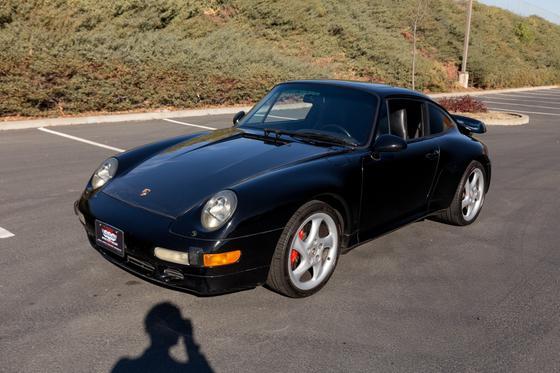 1996 Porsche 911 Turbo:9 car images available